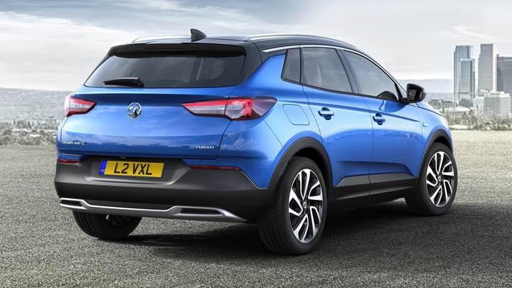 Qashqai'ye rakip Opel Grandland X ortaya çıktı