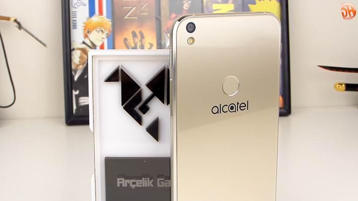 Alcatel Shine Lite incelemesi