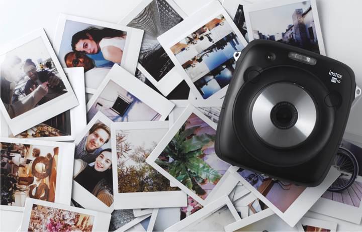 Instax Square SQ10 şipşak kameralara yeni bir bakış açısı getiriyor