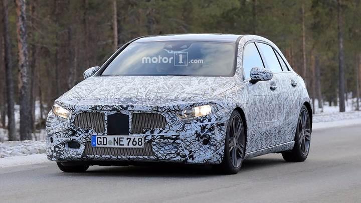 Yeni nesil Mercedes-AMG A45 en az 400 beygir olacak