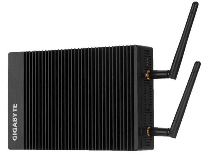 Gigabyte ilk fansız Core işlemcili mini bilgisayarını duyurdu