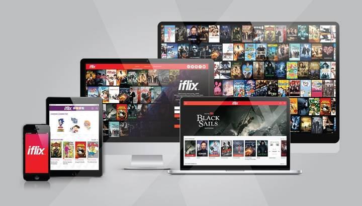 Netflix'e rakip olmak isteyen Iflix ilk orijinal dizilerini tanıttı