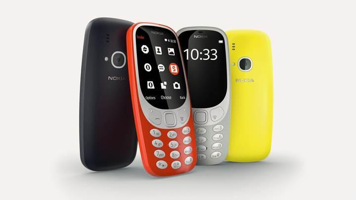 Modern Nokia 3310 önümüzdeki hafta Avrupa'da