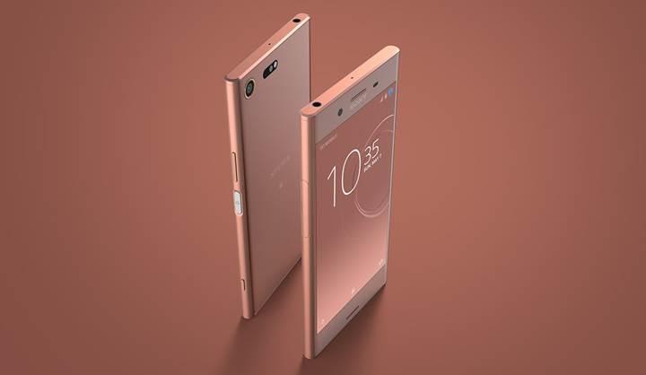 Sony Xperia XZ Premium'a yeni bronz pembe renk seçeneği geldi