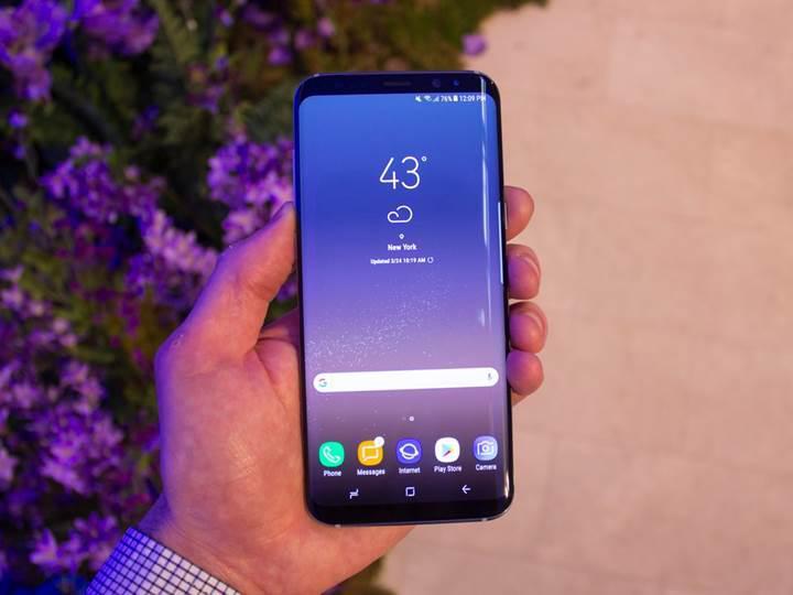 Samsung Galaxy S8, GittiGidiyor Samsung mağazasında satışta