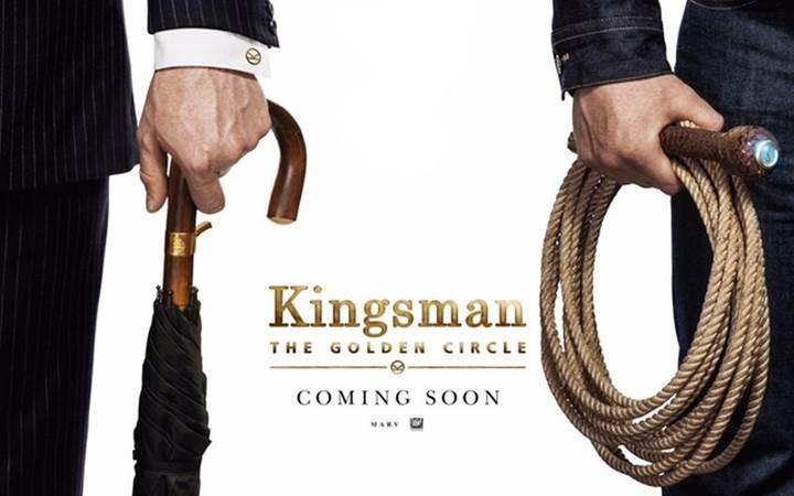 Kingsman: The Golden Circle'ın ilk fragmanı yayınlandı