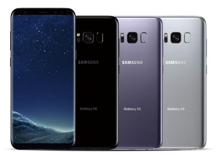 Samsung Galaxy S8 Plus daha çok ilgi görüyor