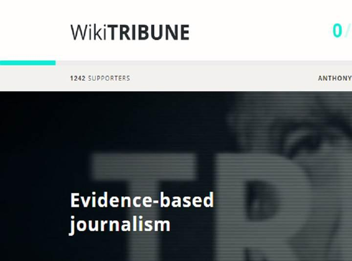 Wikipedia'nın kurucusundan yalan haberlerle mücadele platformu: Wikitribune