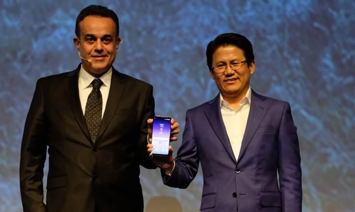 Samsung Türkiye başkan yardımcısı Twitter hesabını kapattı