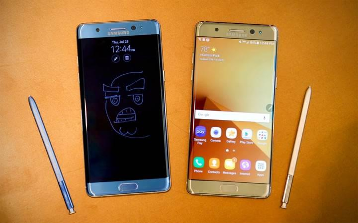 Samsung Galaxy Note 7R çıkış tarihi ve fiyatı belli oldu