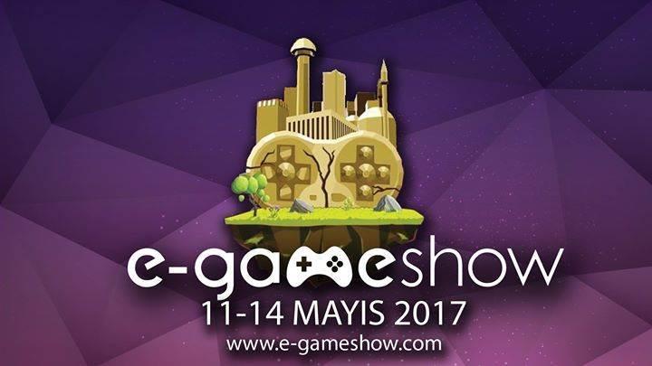 E-Gameshow 2017 etkinliği başlıyor