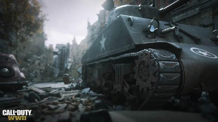 Call of Duty: WWII oyunundan ilk tanıtım videosu geldi
