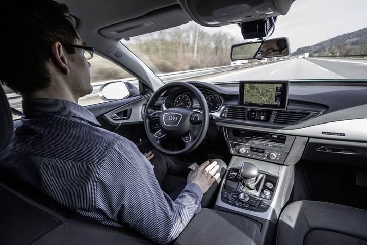 Yeni Audi A8, 3. seviye otonom sürüş özelliğine sahip olacak