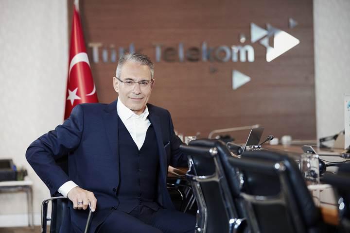 Türk Telekom 2017'ye büyüme ve gelir rekoruyla başladı