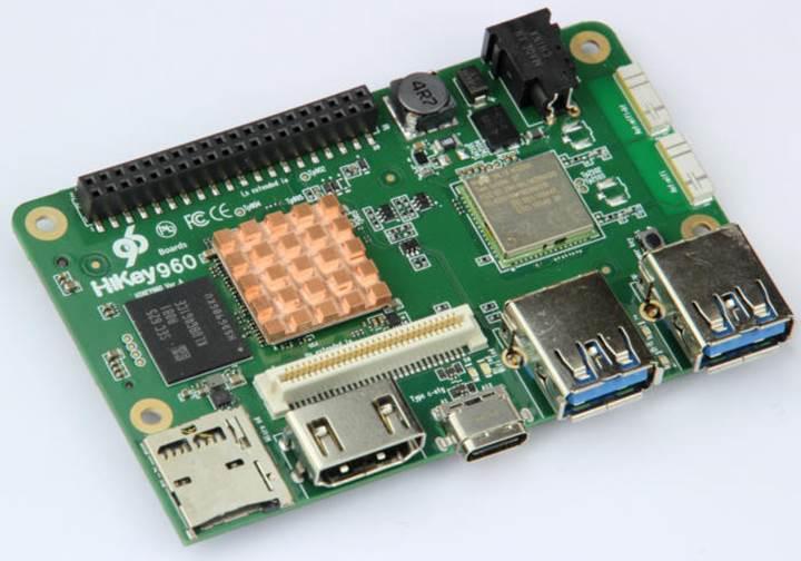 Huawei'den geliştiricilere yönelik mini bilgisayar kartı