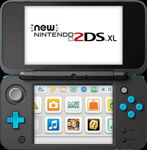 Nintendo 2DS XL duyuruldu