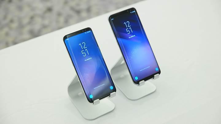 Galaxy S8 ve S8+ modellerinde yeniden başlama sorunu olduğu ortaya çıktı