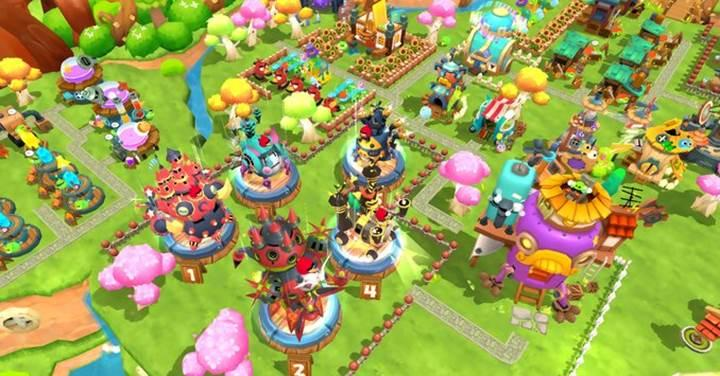 Angry Birds Islands geliyor