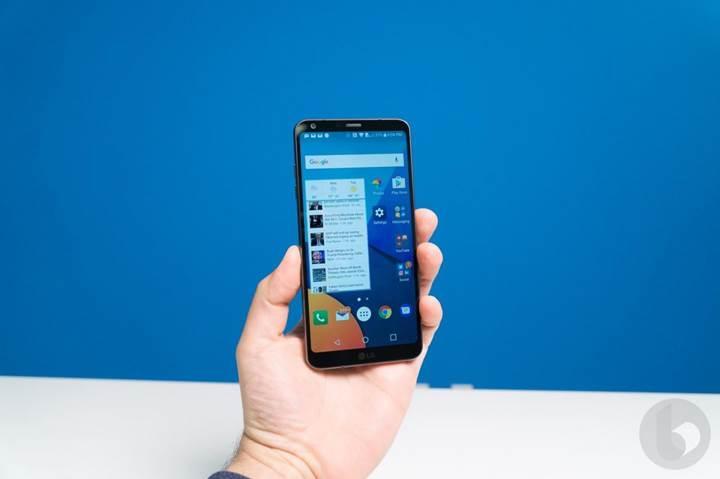 LG G6 Mini gözüktü