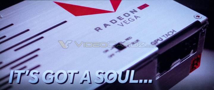 AMD Vega kartların kutu görseli sızdırıldı