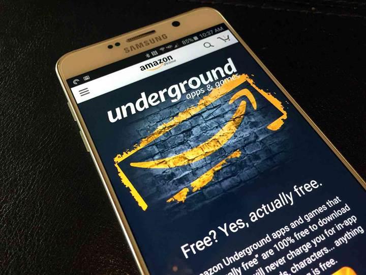 Amazon, Underground'ın kapanacağını duyurdu