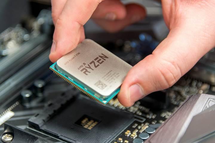 Intel: AMD Ryzen'ın olağandışı bir etkisi yok