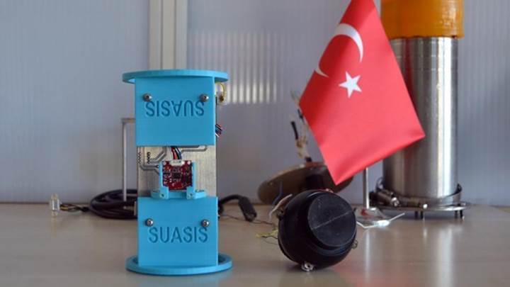 Türk şirketinden su altında sesin yönünü tespit eden sistem