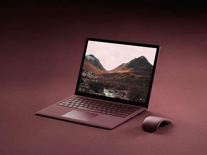 Microsoft Surface dizüstü modeli duyuruldu