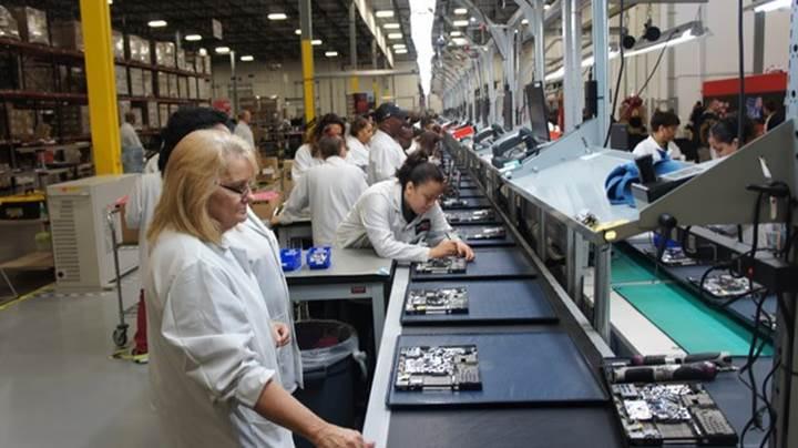 Apple'dan ABD'deki üretim ağına 1 milyar dolarlık destek