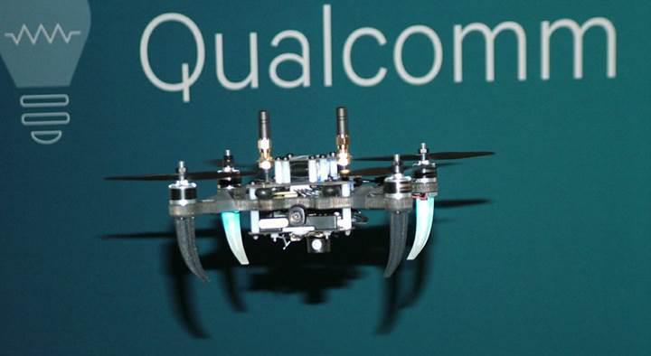 Qualcomm drone'ların LTE ile kontrol edilebileceğinden emin