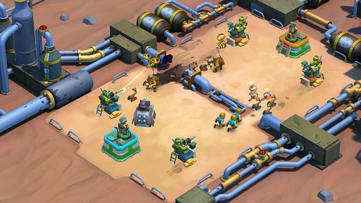 Rival Tactics: Clash Royale'e rakip geldi