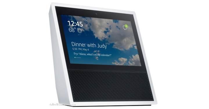 Amazon Echo dijital ekrana kavuşuyor