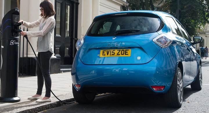 Avrupa'daki elektrikli araç sayısı hızlı bir şekilde yükseldi