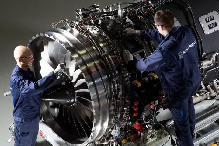 Türk şirketten dev hamle: Türkiye'de uçak motoru üretecek!