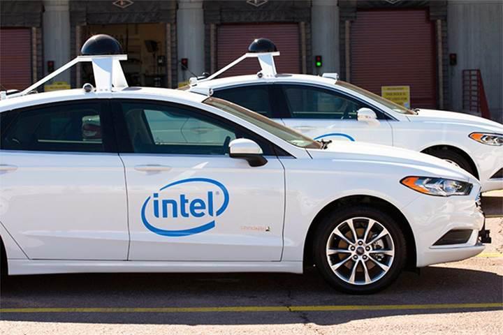 Intel, otonom araç yatırımlarını artırıyor: Sıradaki durak Silikon Vadisi