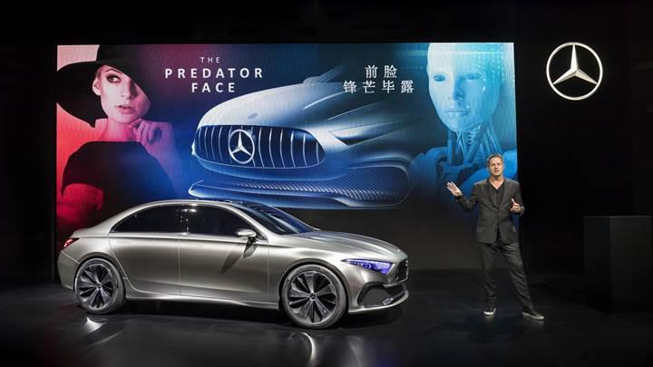 Mercedes önden çekiş platformu üzerine 8 yeni model planlıyor