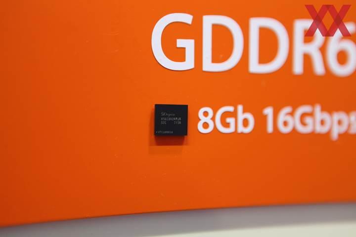 GDDR6 bellekler Volta mimarisine yetişiyor