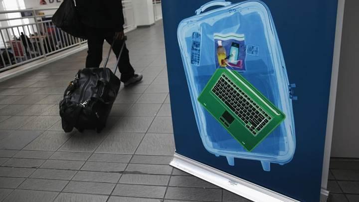 ABD'den, uçaklardaki elektronik cihaz yasağıyla ilgili yeni açıklama