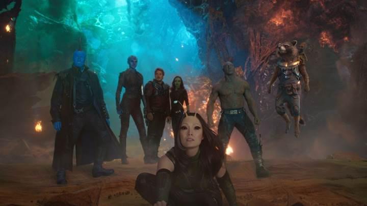 Guardians of the Galaxy Vol. 2 gişede rakip tanımıyor