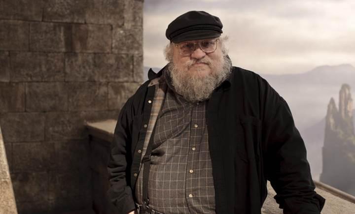Game of Thrones yazarının bir kitabı daha dizi oluyor