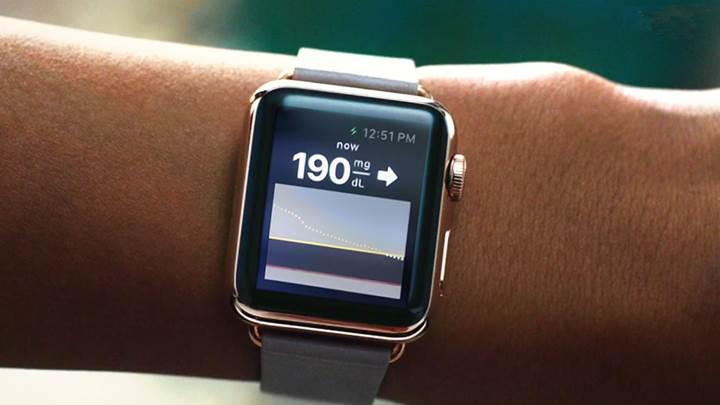 Yeni nesil Apple Watch'lar kan şekerini öçebilecek