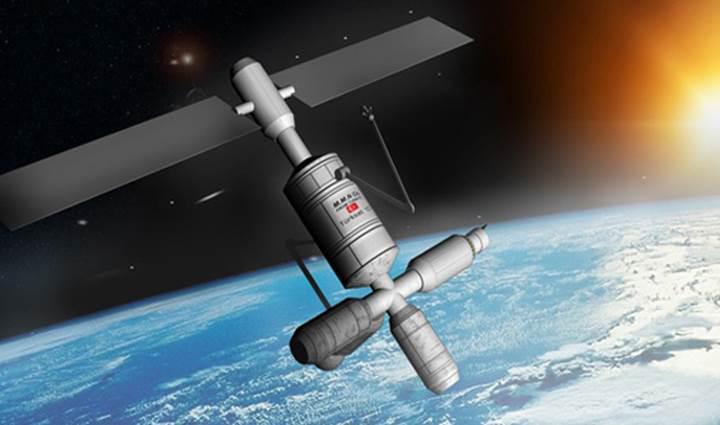 Türkiye'nin ilk yerli kaynaklarla geliştirilen uydusu 2019'da fırlatılıyor