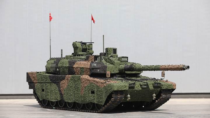 Fırat Kalkanı tecrübesiyle yepyeni bir tank: Altay Asimetrik Harp Tankı ve seri üretime ilişkin açıklamalar