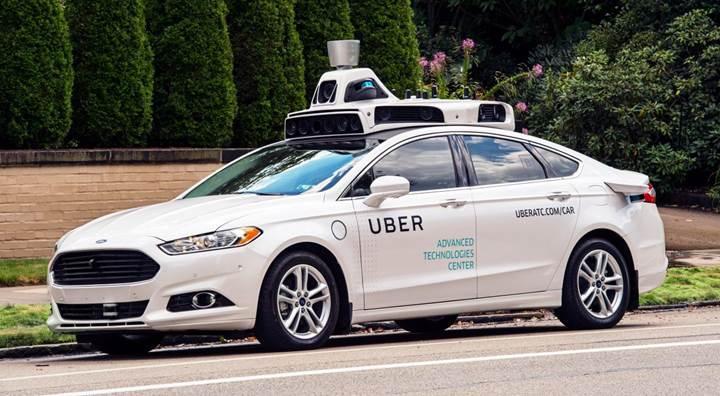 Uber sürücüsüz otomobil projesinde Tesla'ya ortaklık teklif etmiş