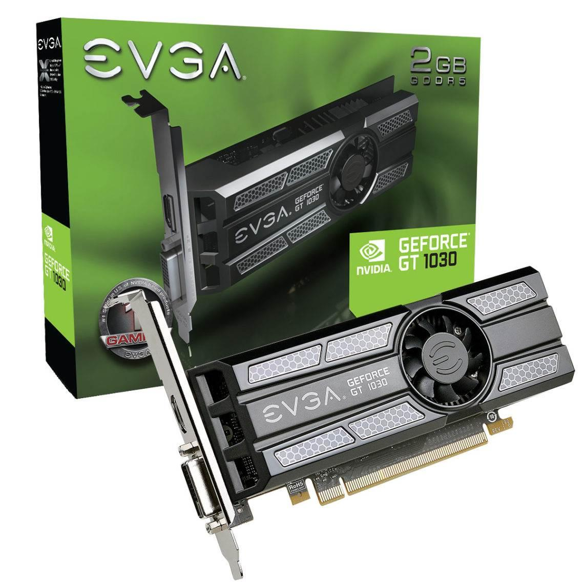 Nvidia GeForce GT 1030 resmileşti