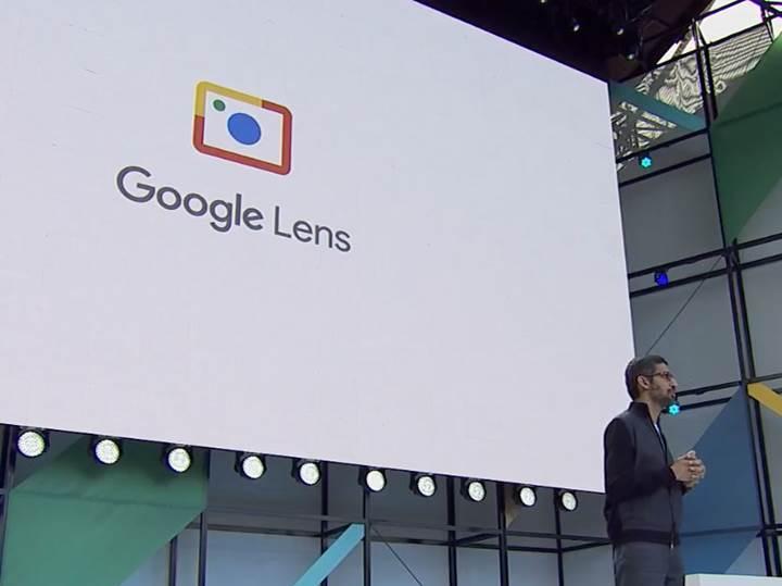 Google'dan 'akıllı' kamera uygulaması: Google Lens