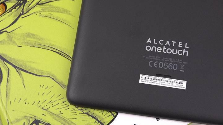 Alcatel One Touch Pixi 3 (10) incelemesi