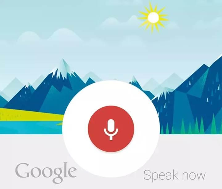 Google'ın sözcük algılamadaki hata oranı yüzde 5'in altında