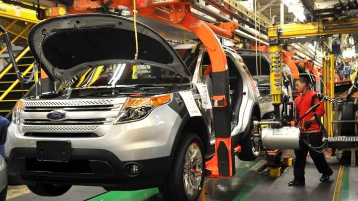 Ford'un ilk tam elektrikli aracından haber var