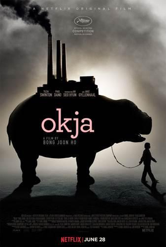 Netflix fantastik filmi Okja'nın ilk fragmanını yayınladı